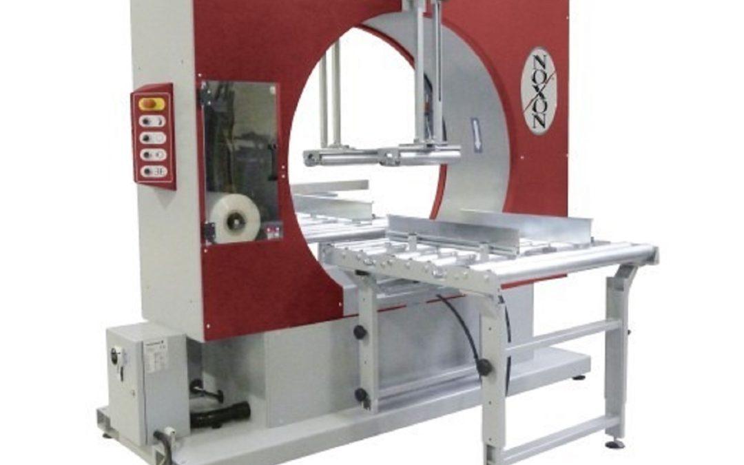 Noxon Wrappy M12-250 Manualna owijarka pozioma