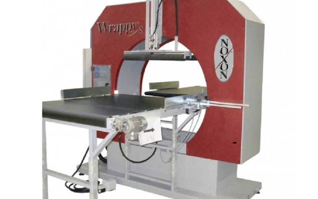 Noxon Wrappy S12-125 Półautomatyczna owijarka pozioma