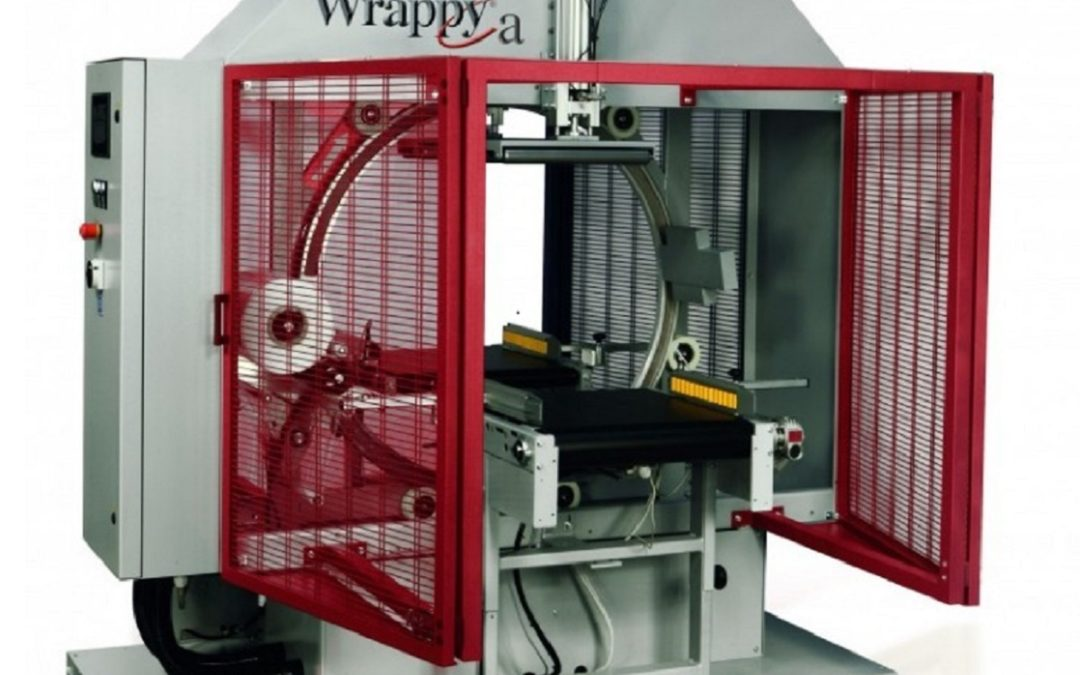 Noxon Wrappy A12-250 Automatyczna owijarka pozioma