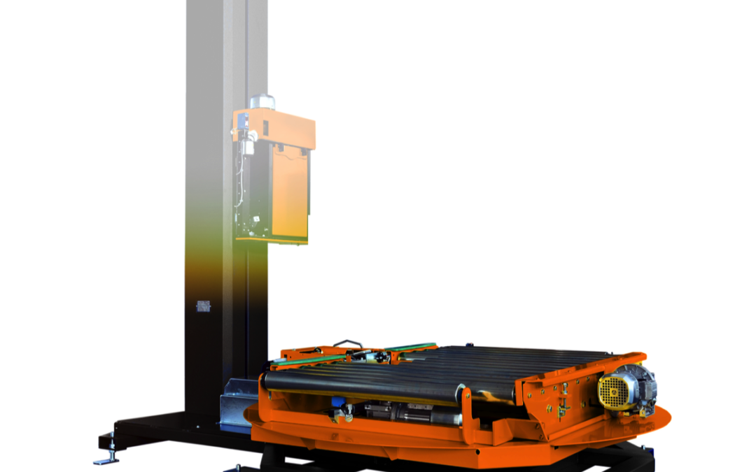 Evopac Volta  A+ Automatyczna owijarka palet